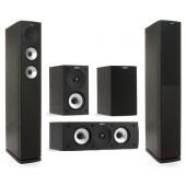 Комплект акустики Jamo S626 HCS Black Ash