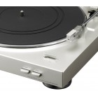 Проигрыватель виниловых дисков Denon DP-200 USB Prem Silver